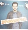 19 janvier 2015 : Aidan au Poldark Pressroom Session