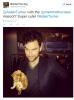 24 & 26 février 2015 : Photos Twitter / Première scène de Poldark disponible.