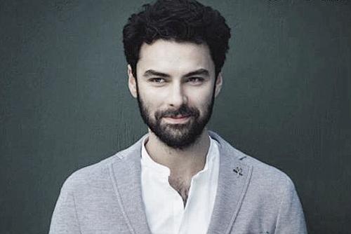 28 mars 2015 : Photoshoot d'Aidan pour le magazine SundayTimes