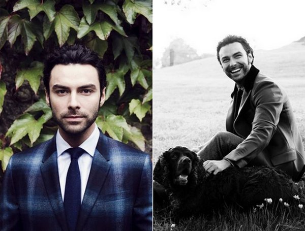 Photoshoot d'Aidan pour Article Magazine (Deluxe Edition) 2015 par Jessie Craig