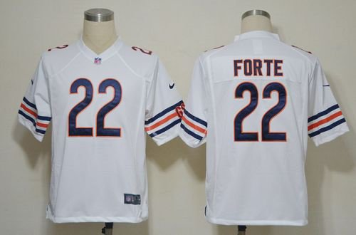 cheap for discount 7c942 4a111 SportsYTB.Ru* Matt Forte White Jersey Chicago Bears #22 ...