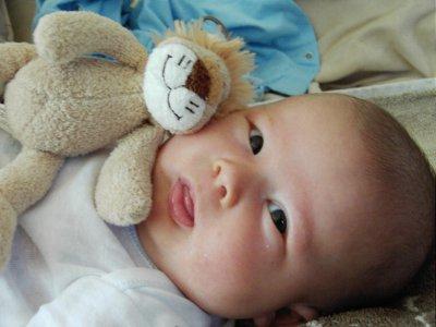 la baby blog de doctissimo rend hommage aujourd'hui à Léo...