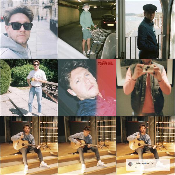 . Découvrez les nouvelles photos personnelles de Niall publiées sur son compte Instagram ! .
