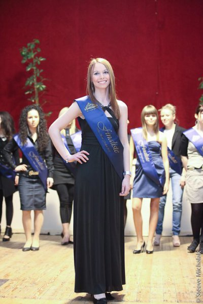 Finaliste Miss Saint-Saint-Ghislain 2011