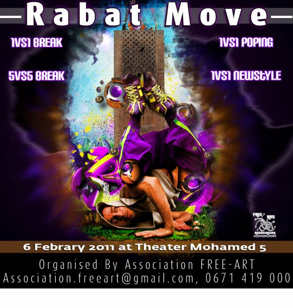 BATTLE RABAT MOVE INTERNATIONAL