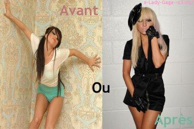 Avant ou Après ?