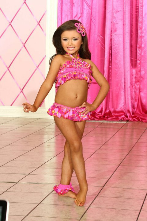 child beauty : Brooklyn Jaid Funk !