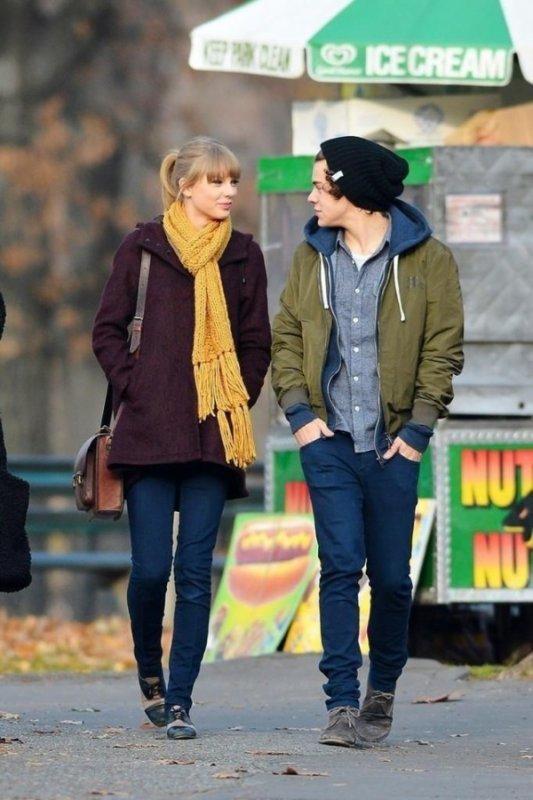 Plutôt proche Harry et Taylor :).