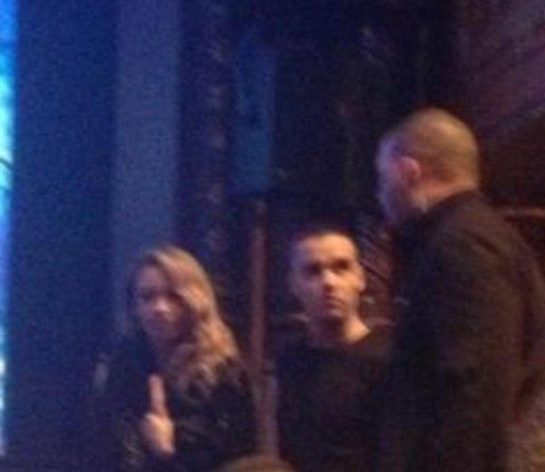Danielle et Liam dans NYC 2 Déc. 2012