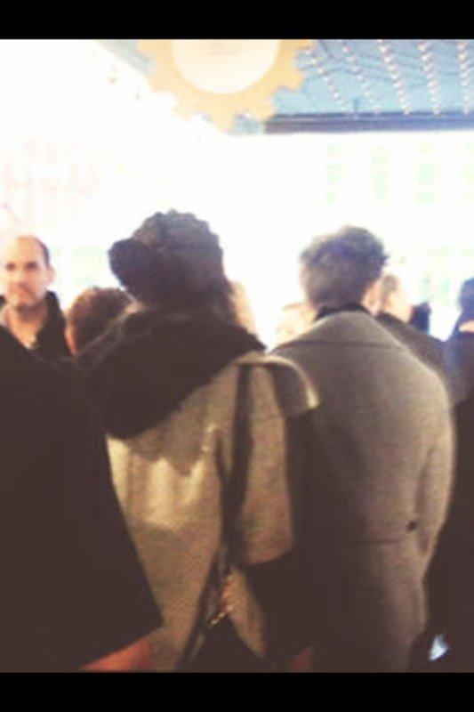 2 Dec. 2012 Eleanor et Louis dans les rues de NYC .