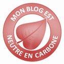 ✿ Mon site est neutre en carbonne ✿