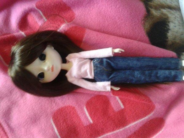Nina, ma premiere pullip