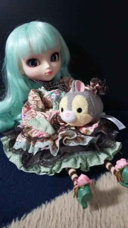 Alice et un pan pan