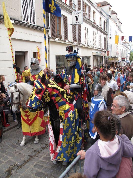 fête médiévale Brie Comte Robert 2015-1
