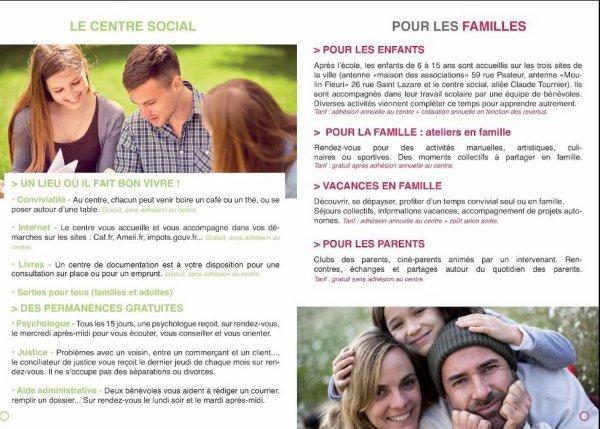 CENTRE SOCIAL LA PASSERELLE