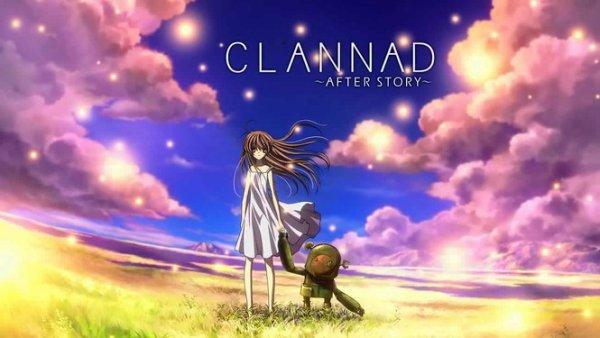 """Clannad  """" dans un passé ou un futur lointain, j'etais dans un monde différent ..."""""""