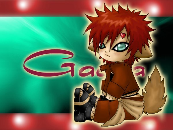 [Fanart - pas de moi -] Chibi Naruto ♥  Je sui fan de tous sauf celui de Sakura LOL 8D