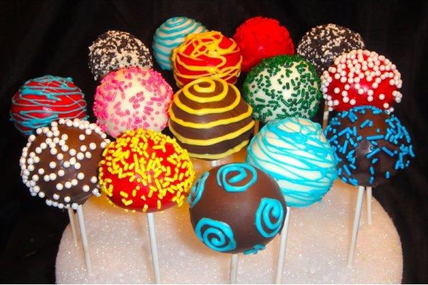 Pop Cakes !