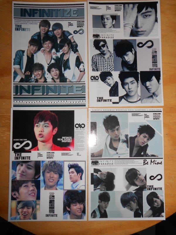 Vente de carte kpop