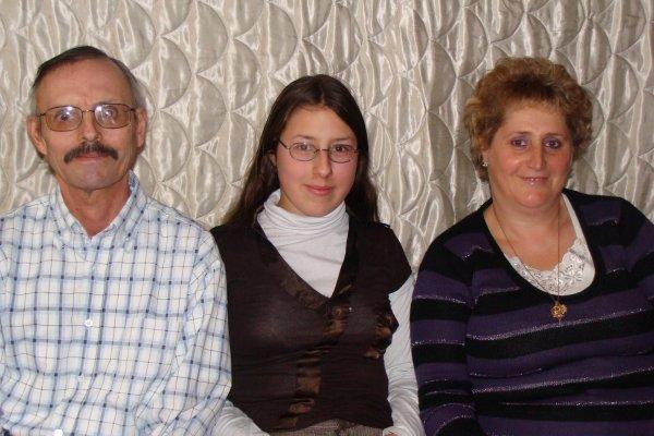 moi et mes parent