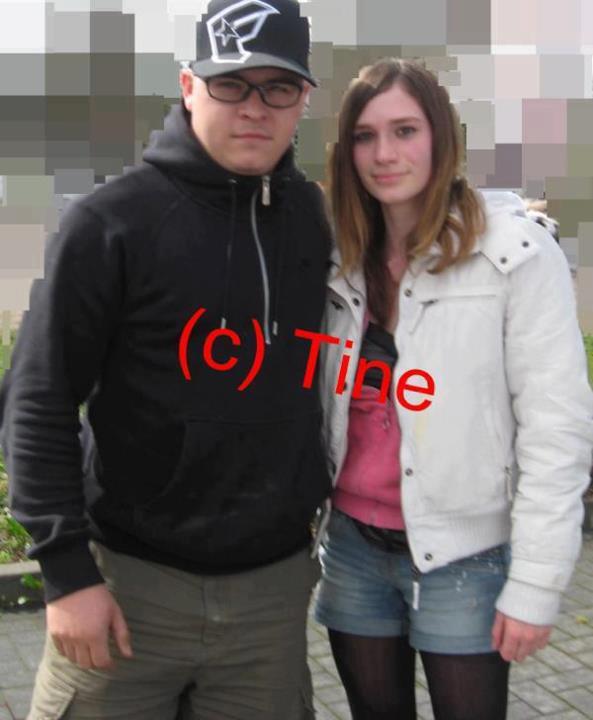 (629)Gustav with a fan en Allemagne (07.04.2012)