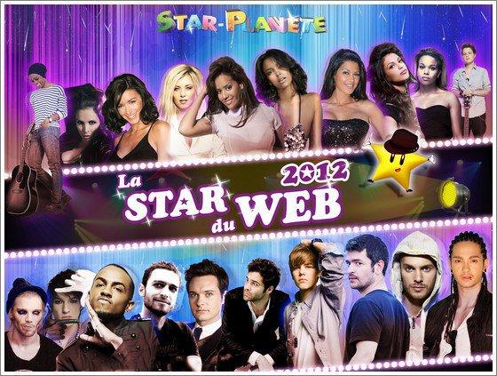 (755)La Star du Web 2012