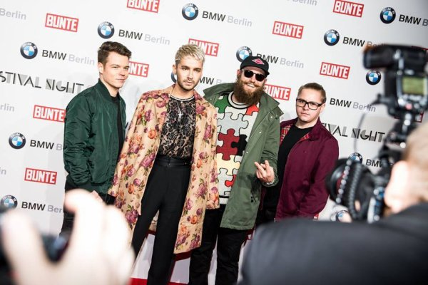 Photos-Bill, Georg, Gustav et McFitti, Bunte Festival, Berlin-10.02.2017