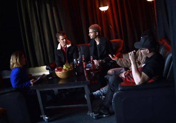 Photo-Interview avec DPA, Berlin-21.02.2017