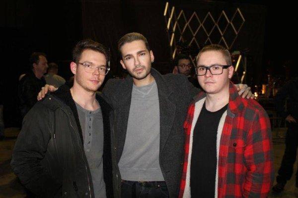 Photo-Bill, Gustav et Georg, Berlin-9.03.2016
