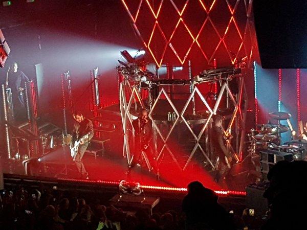 Photo du concert de Londre le 12/03/2017