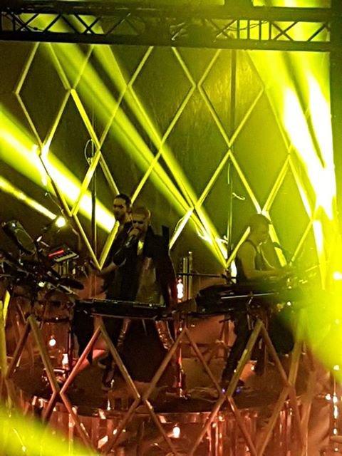 Photo du concert de Londre le 12/03/2017 suite 3