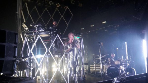 D'autres photos de Londres #DreamMachineTour #DreamMachineLondres