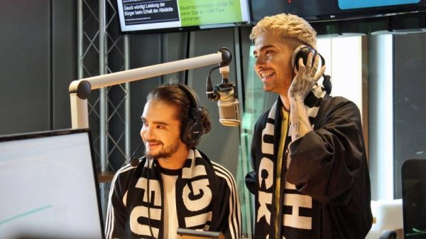 Photos-Interview pour NJoy Radio,Hambourg-15.03.2017