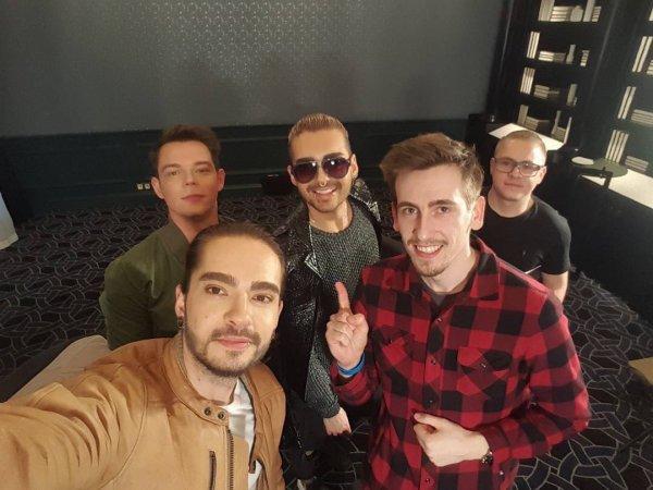 en coulisses avec rafał wroblewski (interview pour eska) - #Dmwarsaw, Pologne [12.04.2017]