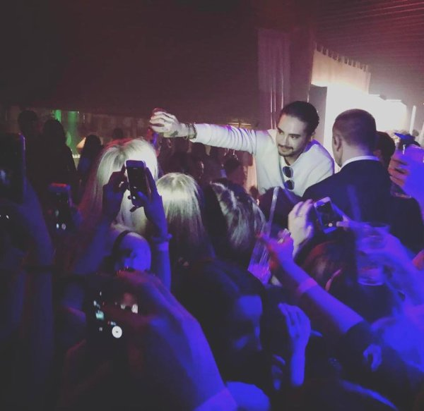 After Party Moscou (26.04.2017).
