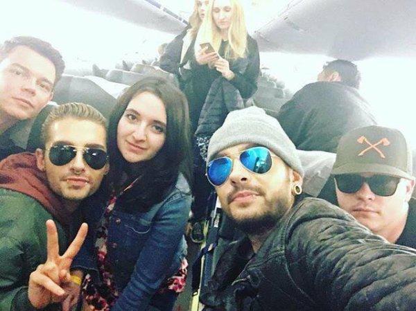 Avec le pack High as Fuck, des fans ont accompagné le groupe de Voronezh à Krasnodar!