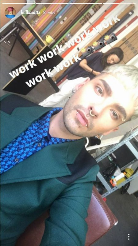 Instagram story-Bill