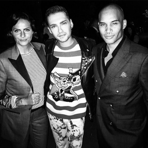 Photos-Bill, Dandy Diary Party, Berlin-3.07.2017 suite 2