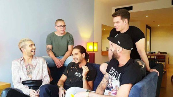 Photo-Interview pour hollywoodtramp.de, Hambourg-25.08.2017