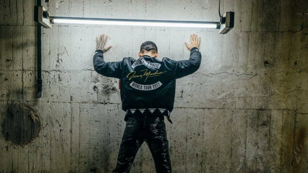 Photos-Shooting pour la collection Tokio Hotel Magdeburg Los Angeles par Dominik Wilzok.
