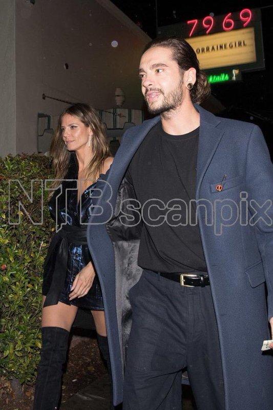 Tom Kaulitz & Heidi Klum ont été vu ensemble hier soir au Delilah (West Hollywood, Los Angeles - 14.03.2018)suite 2