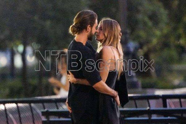 Nouvelles photos de Tom et Heidi à New-York