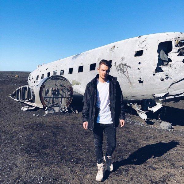 Instagram de Georg