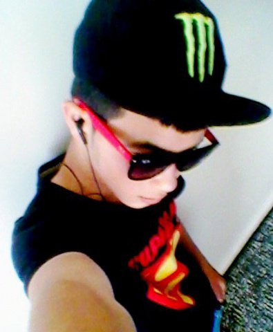 monster swag boy