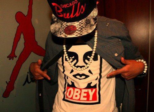 OBEY BOY