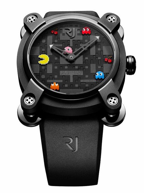 pac-man montre