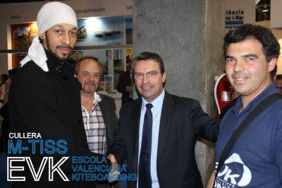 Dernier Evenements en date Valencia 2011