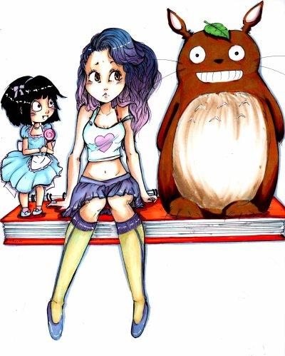 Mon voisin Totoro.
