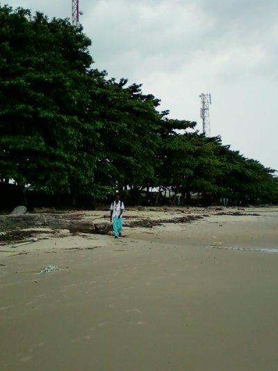 merveille des plages du Gabon