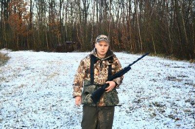 chasse au bois 18 décembre